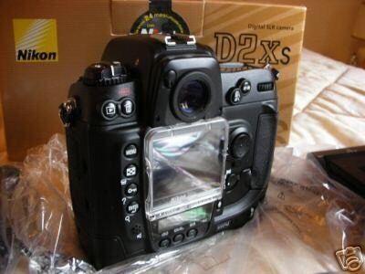 Vendo Essa máquina Nikon d2xs
