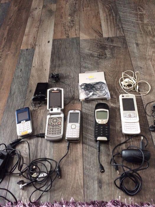 Telefoane vechi functionale