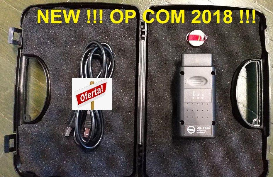 Op Com 2018 ! Interfata, Tester, Diagnoza Opel OPCOM Profesional