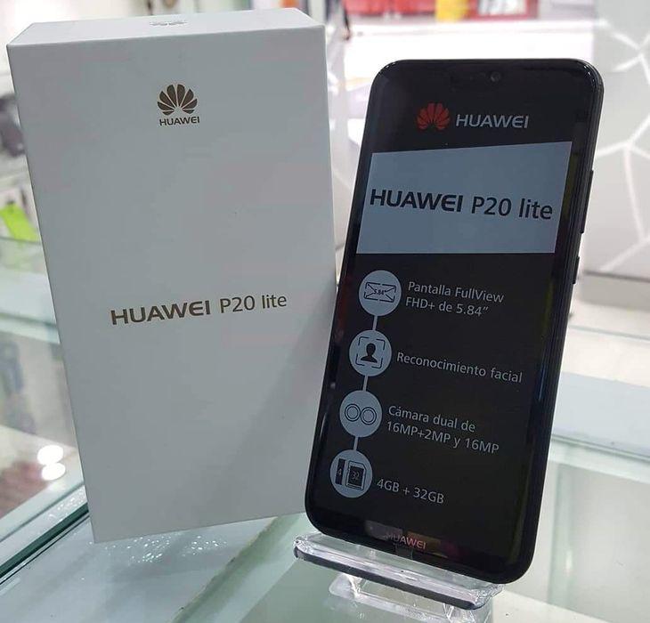 Huawei P20 lite *novo na caixa*