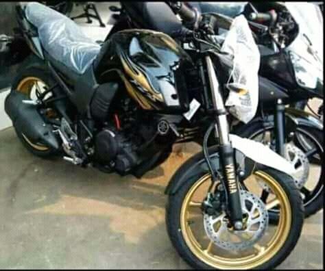 Moto fz 0km