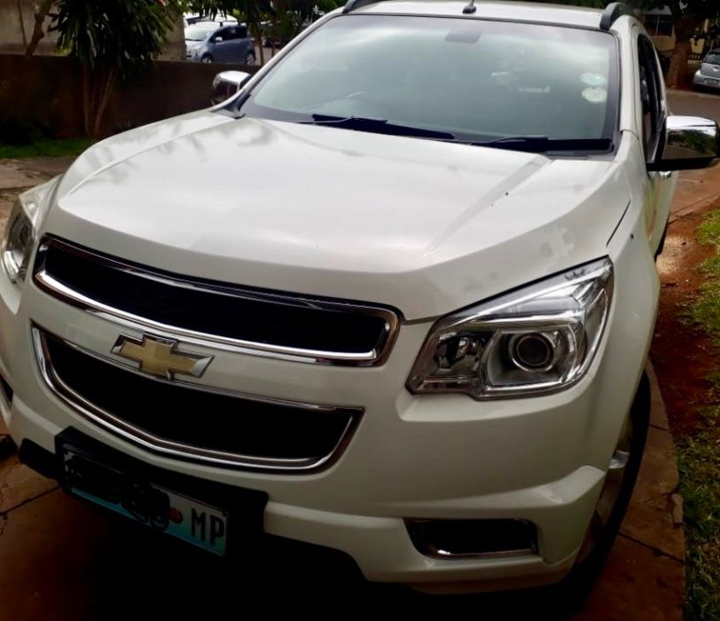 Vendo Chevrolet trailblazer 3.6 gasolina