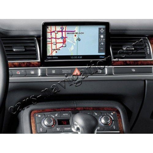 Диск навигация карти Ауди а2 а3 а4 а5 а6 а8 ТТ A2 A3 A4 A5 A6 А8 Q7 TT