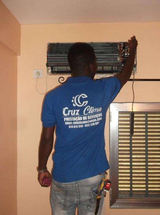Manutenção, Montagem e assistencia técnica de Ar condicionado