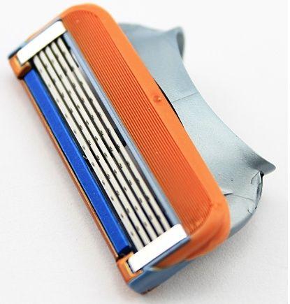Ножчета за бръснене за самобръсначки Жилет Gillette