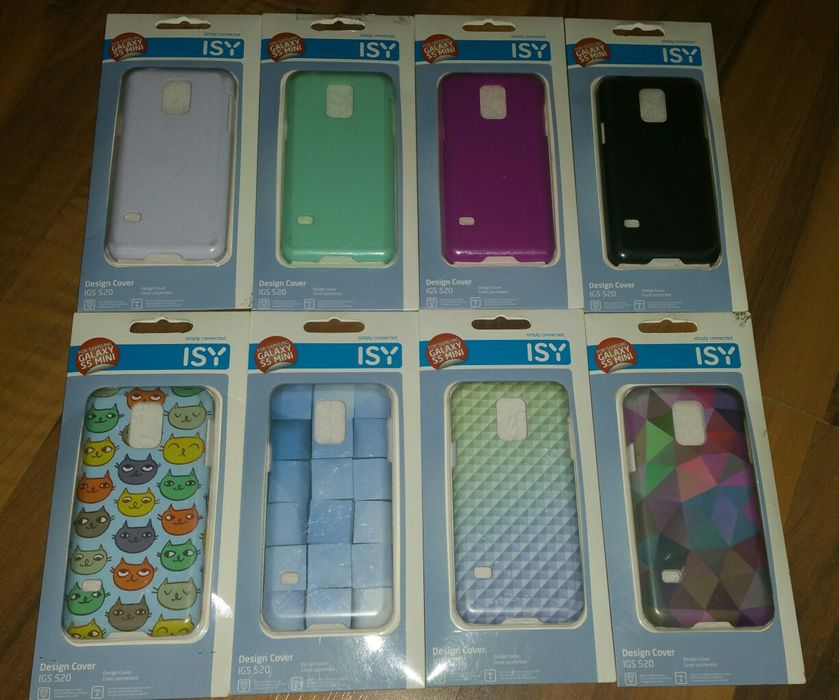 Husa/capac spate noua/sigilata Samsung Galaxy S5 Mini