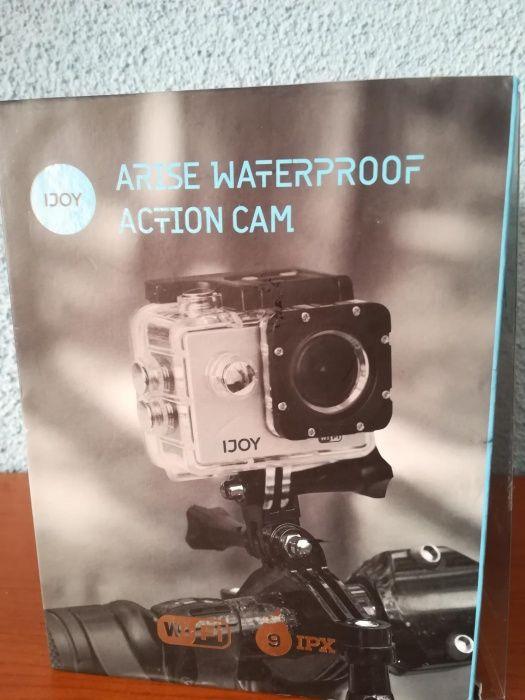Camera video sport iJoy Arise 1080p impermeabila cu WIFI