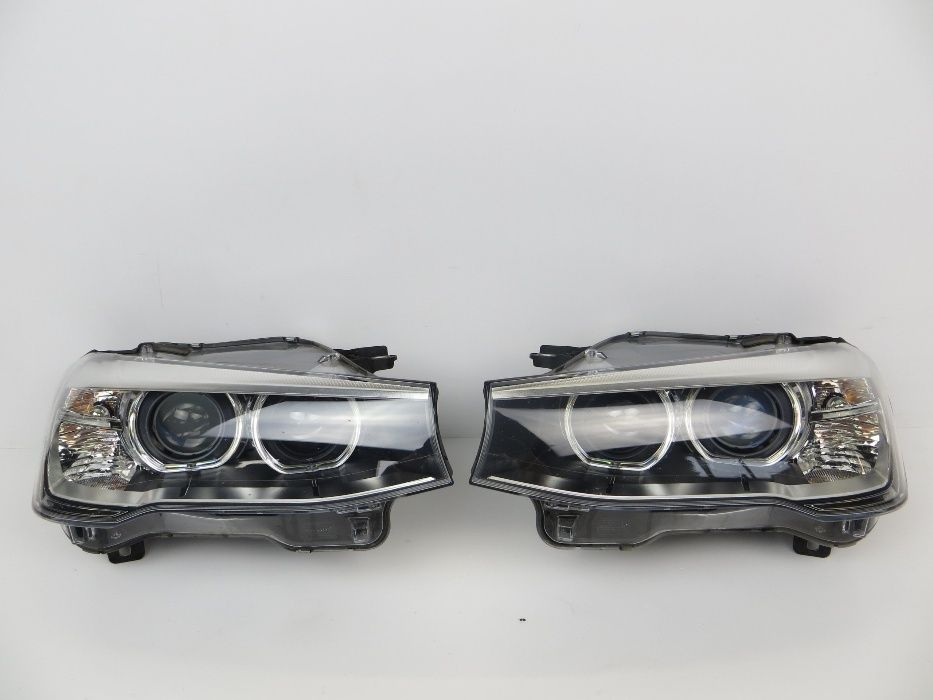 BMW X3 X4 F26 F25 LCI LIFT far xenon led modul tms racitor