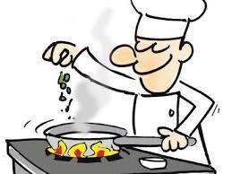 Cozinheiro para a tua festa...