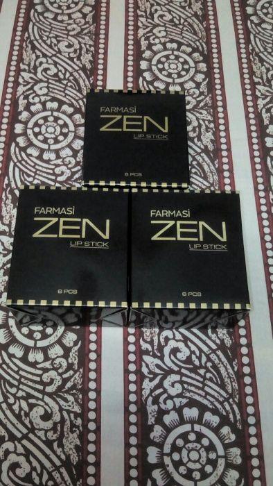 Zen batom de marca farmasi