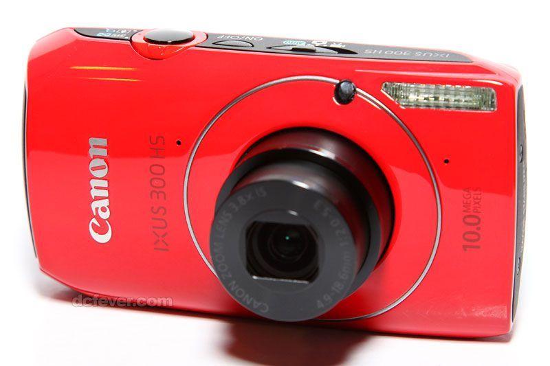 Canon Ixus 300HS 10 Megapixel Digital Camera
