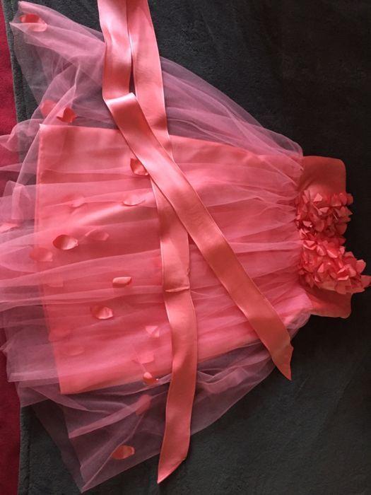 НОВА! Официална бална рокля (абитуриентка, кума, шаферка)