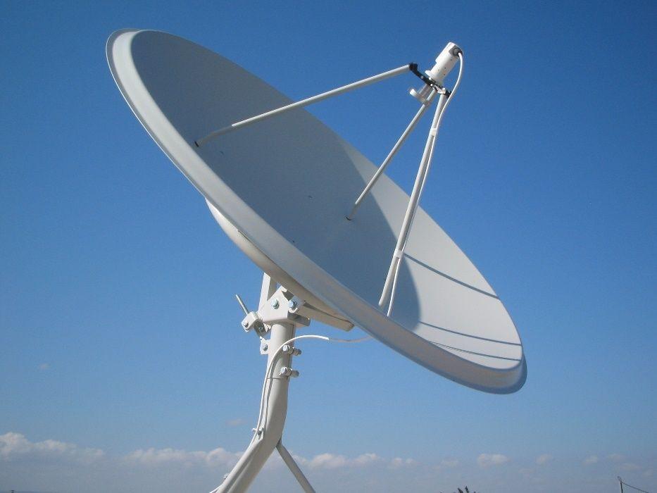 Настройка и перенастройка Спутниковых антенн