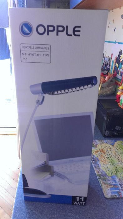 Лампа за бюро Opple Нова ! , настолна офис лампа , нощна лампа