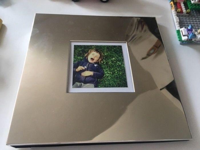 Album de poze/esarfe