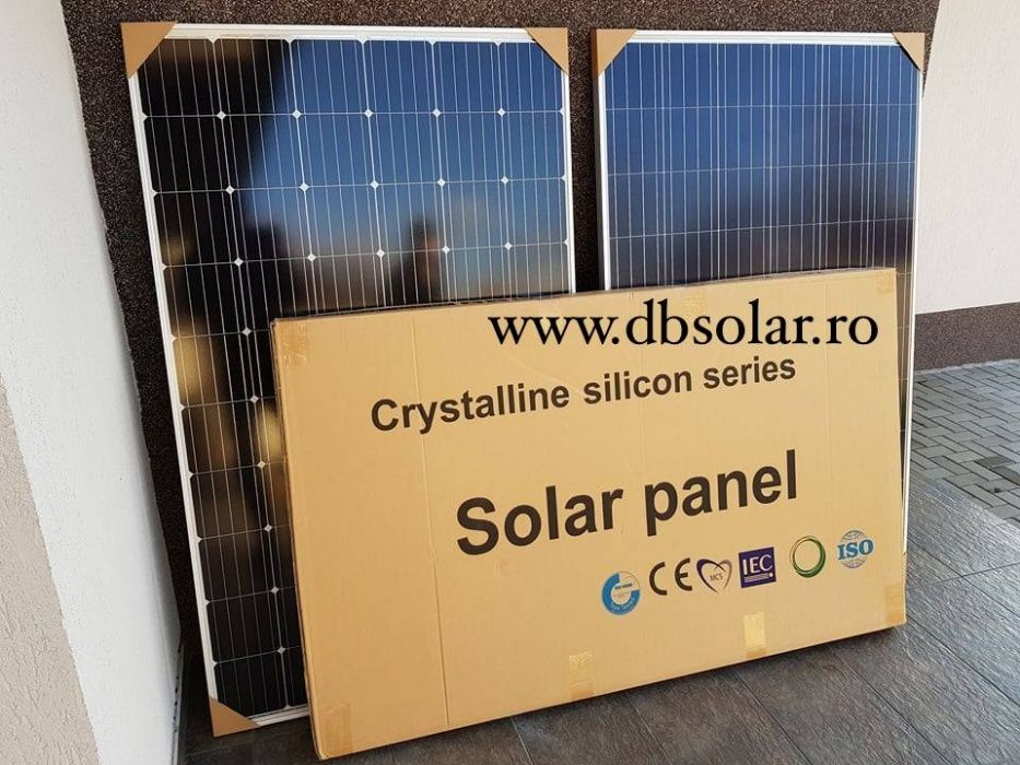 Panouri MONOCRISTALINE 295W solare fotovoltaice NOI MONO 12V 24V 48V‼️