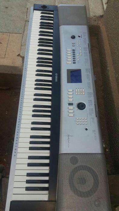 Piano Yamaha DGX... Maputo - imagem 2