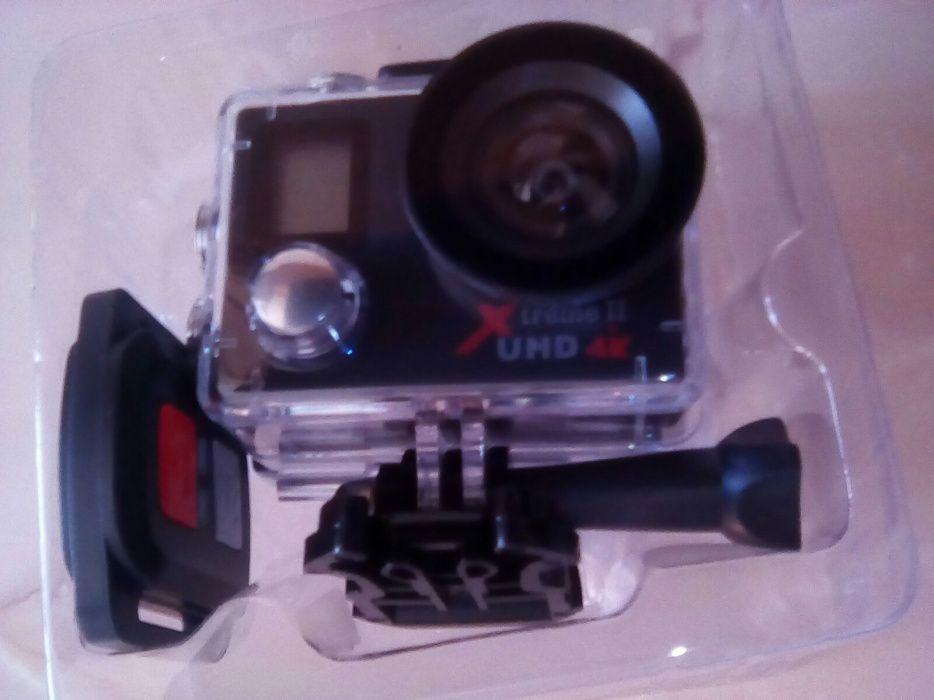 ACT76 4k Campark HD Dual Ecran impermeabil cu ecran subacvatic cu tele