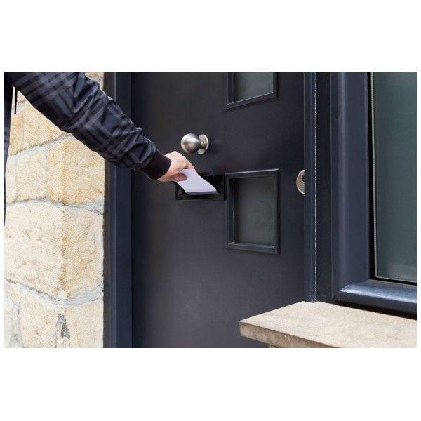 Gura postala pentru montare pe usa de intrare sau pe poarta