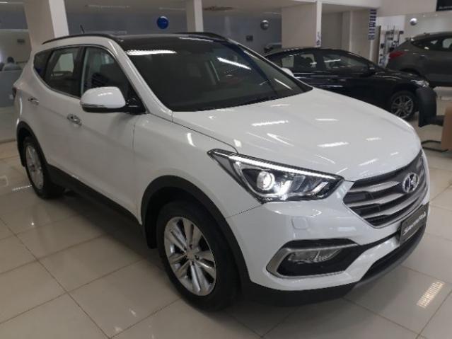 Hyundai santafe 0km