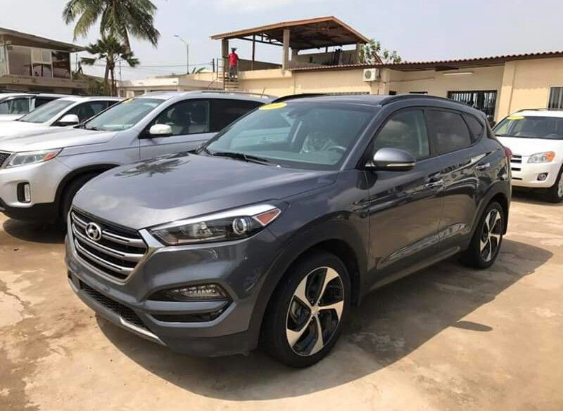 Hyundai Tucson full option