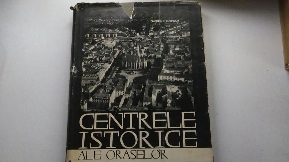 Centrele istorice ale oraselor