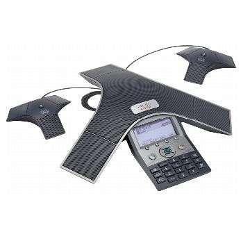 Telefones para sala de reuniao da CISCO novos 7937 policon