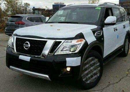Nissan patrola