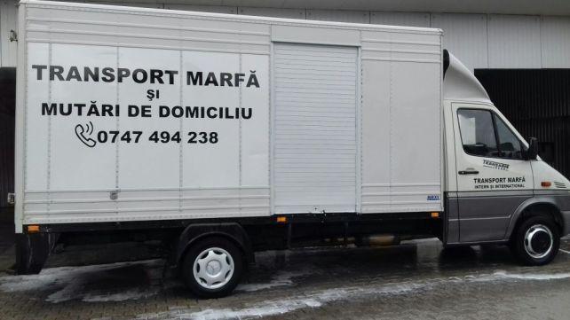 Transport Marfă și Mutări de Domiciliu. Prețuri Foarte Bune!