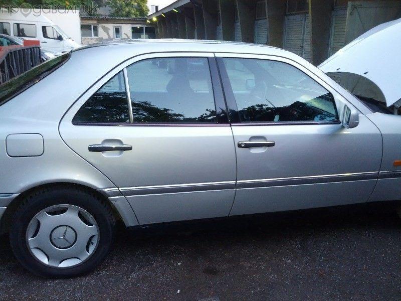 Mercedes-benz C200 на части