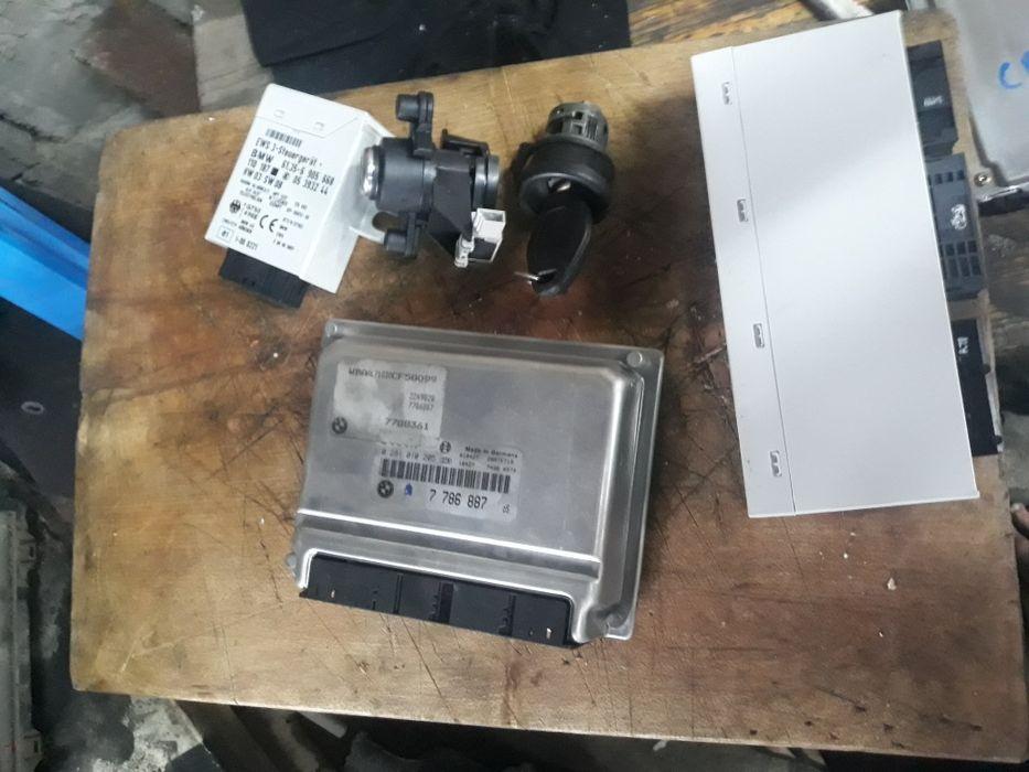 Kit pornire calculator contact ews bmw 320 e46