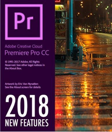 Adobe Premiere cc2018 Macbook