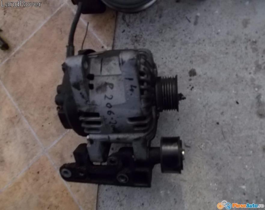 Alternator Peugeot 206 motor de 1.4 hdi 2003