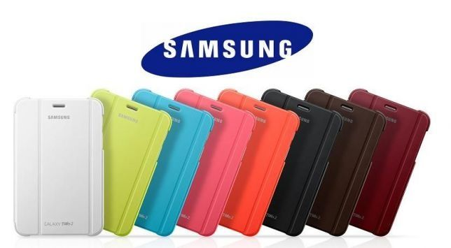 Husa originala Samsung Galaxy Tab 2 7.0 P3100 P3110 3113 + stylus