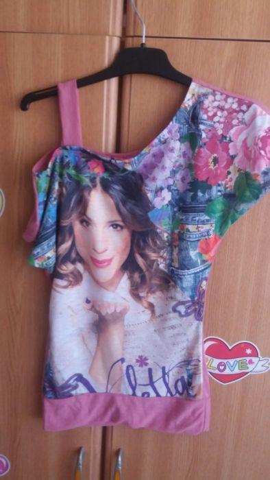 Tricou Violetta