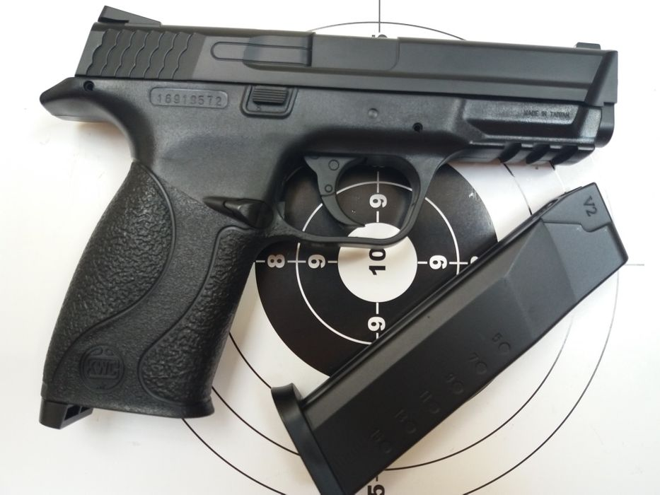 REDUCERE Pistol airsoft full metal pe co2 putere mare 6mm Nu WALTHER Bucuresti - imagine 4