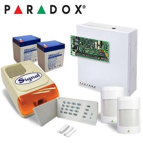 Sisteme de alarma Paradox