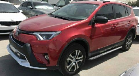 Toyota Rav4 modelo recente a venda