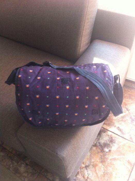 Продавам чанта за бебешка количка 25лв.