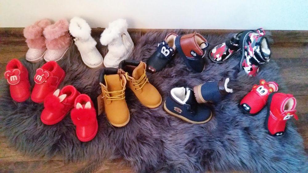Papucei pentru pitici