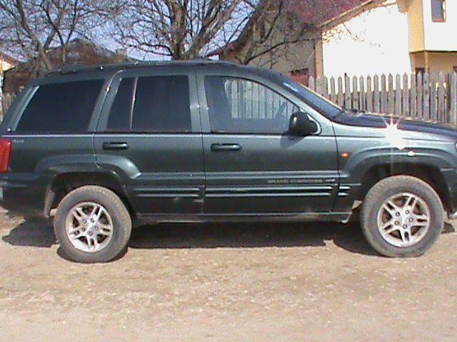 Dezmembrez Jeep GC 2003(2,7cdi -4,7 v8-3,1td)