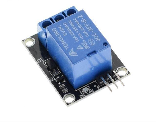 Vendo Módulo Relay de um canal para Arduino Neves Bendinha - imagem 1
