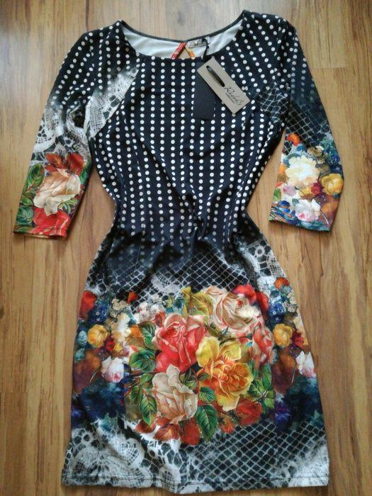 Нова рокля+ подарък кожени обувки