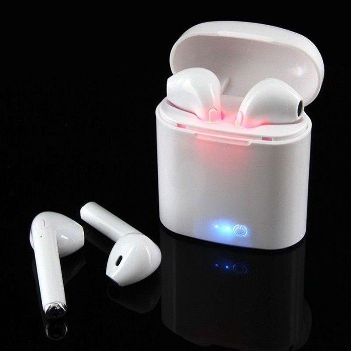 Vendo fones de ouvido i7s tws airpods wireless
