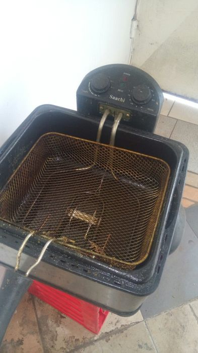 Máquina de Fritar batata