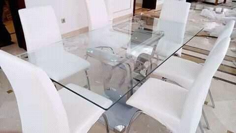 Mesas de 8 lugares