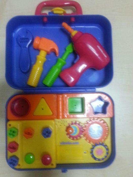 Музыкальный игровой набор Маленький столяр