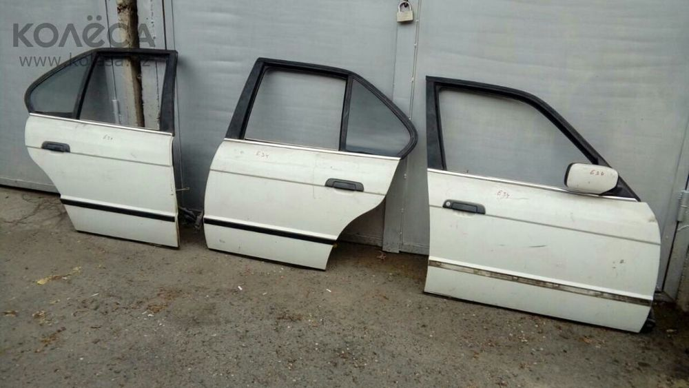 Двери BMW E34