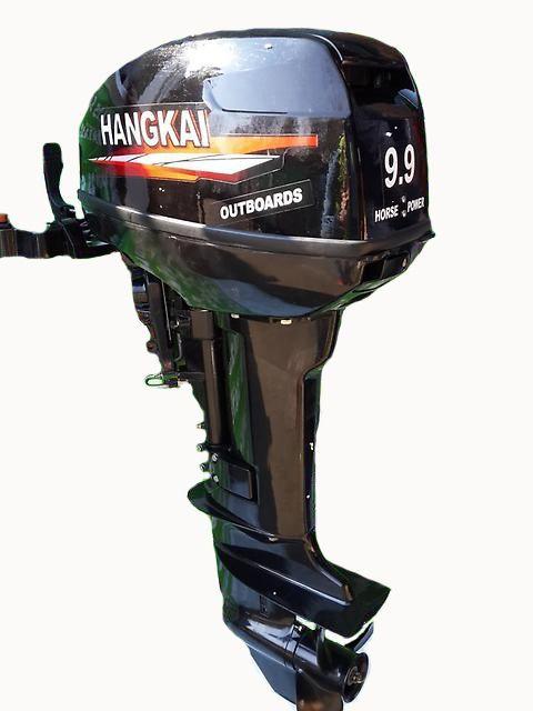 Лодочный мотор 2х тактный Hangkai 9.9 NEW