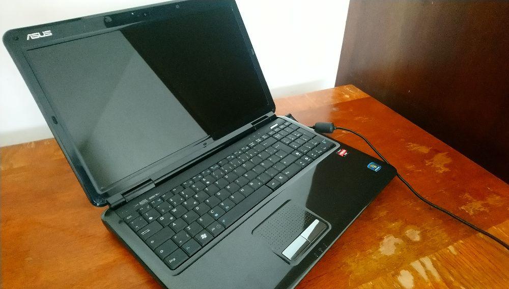 """Лаптоп Asus X5DAB 15.6"""" 4GB RAM 2.1GHz процесор"""